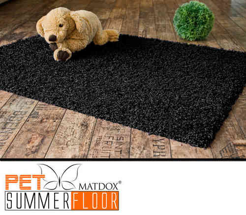 Summerfloor Night Black